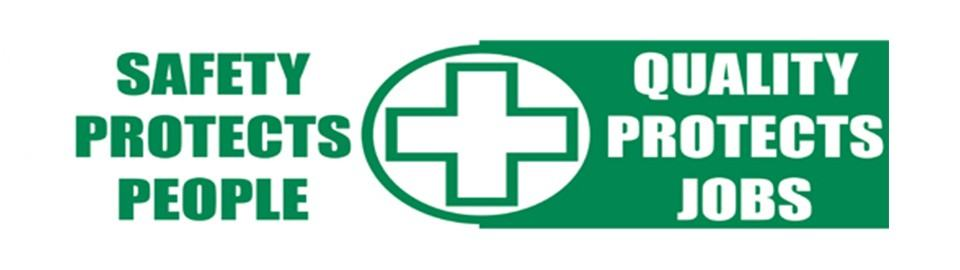 Safety: Priority & Pride
