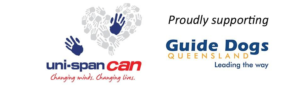 16 hours for Guidedogs QLD