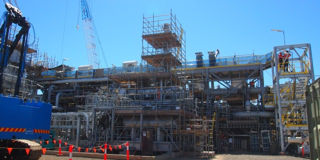Queensland Curtis LNG