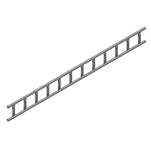 3.6M x 300MM LADDER BEAM – HDG