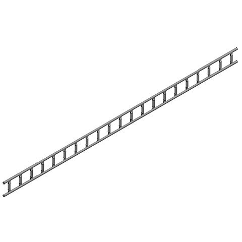 6.3M x 300MM LADDER BEAM – HDG