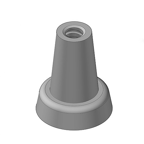 100MM STEEL CONE