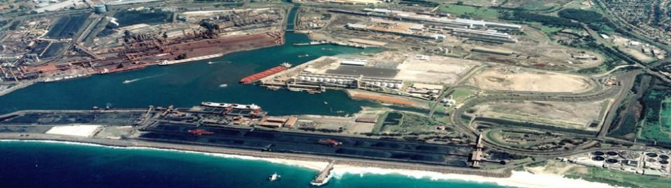 Extension solutions for Berth 103 in Port Kembla