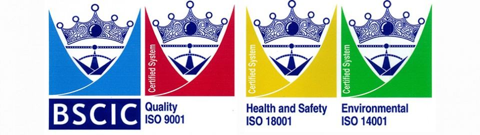 ISO certifications for Uni-span!