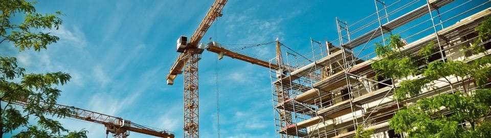 Why The Construction Industry Uses Scaffolding