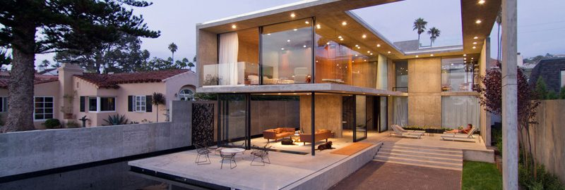Creating Modern Homes With Concrete – Benefits of Using Concrete