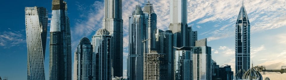 How are skyscrapers made? A quick guide to the construction of city buildings