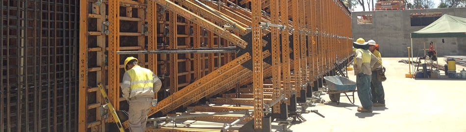 Managing the Risks of Formwork and Falsework