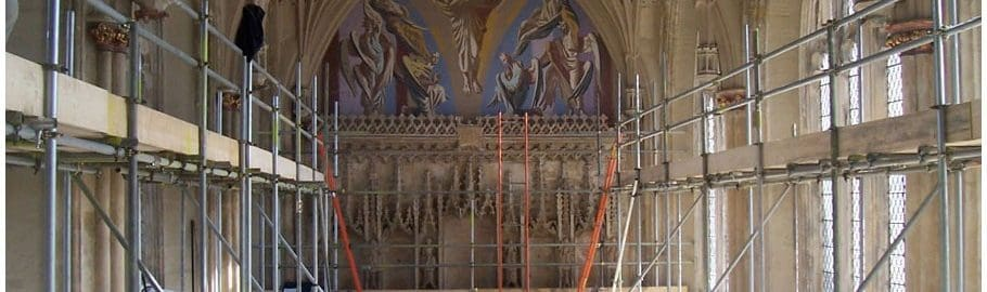 The Challenges with Scaffolding when Repairing Historic Buildings