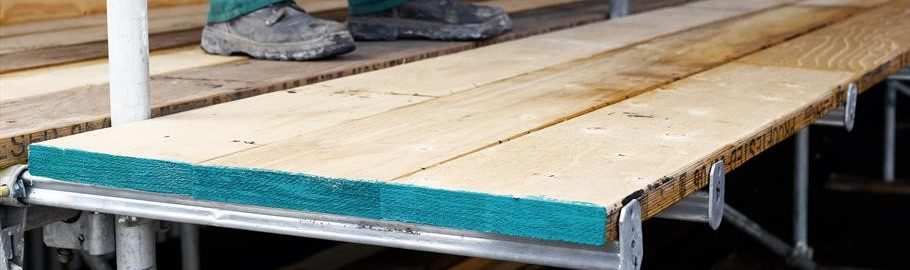Safe Work Practices – Scaffold Planks