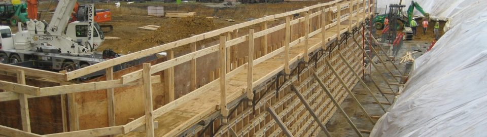 How to Prevent Concrete Formwork from Failing