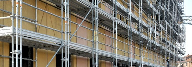 Painted vs Galvanised Scaffolding – What's the Difference?