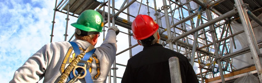 Top Tips for Safe Scaffold Erection