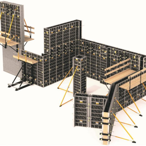 LGW – Lightweight panel formwork
